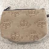 Dooney & Bourke Bags   Dooney & Bourke Cosmetics Bag   Color: Brown/Cream   Size: Os