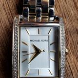 Michael Kors Accessories   Michael Kors Womens Watch   Color: Gold/Silver   Size: Os