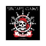 Schiffer Publishing Interactive Play Books - Pirates Escape Game Paperback