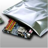 """LK Packaging BB361020 Barrier Bag for Electronic Components - 10"""" x 20"""", 3.6 mil, Gray"""