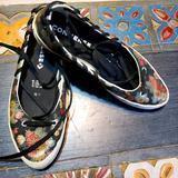 Converse Shoes | Converse Lace Up Ballet Flat Style Tennis Shoes | Color: Black | Size: 7.5