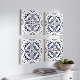 Westport Ceramic Wall Plaque - Ballard Designs