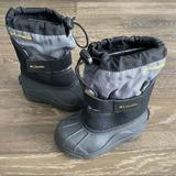 Columbia Shoes | Columbia Snow Boots | Color: Black/Gray | Size: 9b
