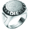 DIESEL Jewellry RING DX0182040 Herrenring, Ringgröße: 63 / 10 / 20mm