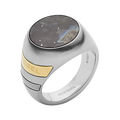 DIESEL Jewellry RING DX1190040 Herrenring, Ringgröße: 67 / 12 / 21mm