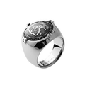 DIESEL Jewellry RING DX0742040 Herrenring, Ringgröße: 59 / 9