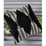 Signature Design by Ashley Furniture Throw Pillows Charcoal - Charcoal Waiden Textured Throw Pillow