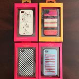 Kate Spade Accessories   Iphone 4 - 4s Cases   Color: Black/Pink   Size: 4-4s Iphone Case