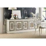 """Hooker Furniture 5865-75903-02 Tres Grand 98"""" Wide Rustic French Cottage Credenza Sideboard Buffet"""