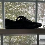 American Eagle Outfitters Shoes | American Eagle Black Tennis Shoe | Color: Black | Size: 8