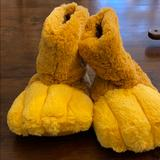 Disney Shoes | Disney Lion King Slippers Child | Color: Red | Size: Child 78(7 Long)