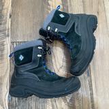 Columbia Shoes | Columbia Omni Heat Winter Snow Boots Men 7 | Color: Black/Blue | Size: 7