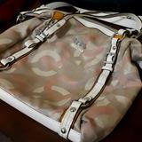 Coach Accessories | Coach Madison Shoulder Bag | Color: White | Size: Os