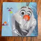 Disney Party Supplies   Frozen Disney Party Napkins   Color: Blue   Size: Os