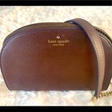 Kate Spade Bags   Kate Spade Purse With Chain.Strap   Color: Brown   Size: Os