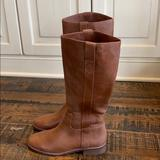 Madewell Shoes | - Madewell The Winslow Knee-High Boot J8331 | Color: Brown | Size: Various