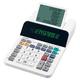 SHARP EL-1501 Tischrechner weiß