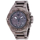 Invicta Men's Subaqua Noma IV Titanium, Stainless Steel Quartz Watch Strap, 32.5 (Model: 33721)