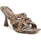 Majorie Braided Strappy Dress Sandals - Brown - Sam Edelman Heels