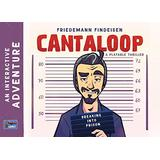 Cantaloop Breaking Into Prison (Book 1)  Interactive Adventure Game   Puzzle Game   Fun Game for Teens and Adults   Ages 13 and Up   1 Player   Average Playtime 5 Hours   Made by Lookout Games