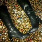 Nine West Shoes   Kimy Heeled Boots   Color: Black   Size: 6