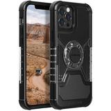 Rokform Crystal Smartphone Case for Apple iPhone 12 Pro Max (Clear) 307120P