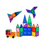 PicassoTiles Toy Building Sets - 63-Piece Magnetic Diamond Building Block Set