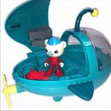 Disney Toys | Octonauts Gup-A Mission Vehicle Discontinued Toy | Color: Blue | Size: Os