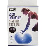 EDX 55cm Inflatable Stability Yoga Ball