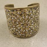 Free People Jewelry | Free People Cuff Bracelet | Color: Gold/Silver | Size: Os