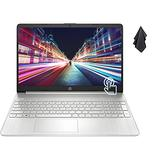 "2021 HP Pavilion Laptop, 15.6"" FHD IPS Micro-Edge Touchscreen, Intel Core i5-1035G1 Quad-Core Processor Up to 3.6GHz, Webcam, HDMI, USB-C, Bluetooth, Windows 10 + Oydisen Cloth (64GB RAM   1TB SSD)"