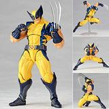 Anime Action Figure Yamaguchi-Style Logan Movable Anime Figure 15Cmanime Action Figure Model Statue Home Decoration Daily Life Collectible Children'S Toys Gift Action Figure Toys Collection Model