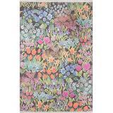 Momeni Helena Floral Multi Area Rug 8' X 10' (HEL-8)