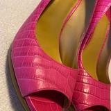 Nine West Shoes | Brand New Sexy Heels By Nine West | Color: Pink | Size: 6.5 M