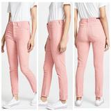 Anthropologie Pants & Jumpsuits | Citizens Of Humanity Olivia Slim Corduroy Pants | Color: Pink | Size: 32