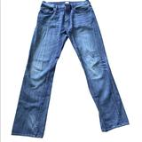 J. Crew Jeans | J.Crew Blue Vintage Slim 5 Pocket Jeans 34 X 34 | Color: Blue | Size: 34 X 34