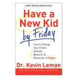 Baker Publishing Group Wellness Books - Have a New Kid by Friday Paperback