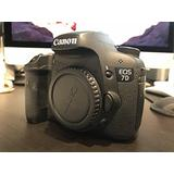 Canon EOS 7D 18 MP CMOS Digital SLR Camera Body Only (discontinued by manufacturer)