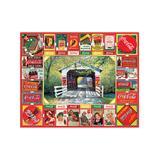 Springbok Puzzles Puzzles undefined - Coca Cola Gameboard 1000-Piece Jigsaw Puzzle
