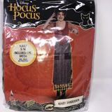 Disney Dresses   Hocus Pocua Mary Sanderson Adult Costume Sm   Color: Orange/Purple   Size: Sm
