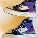 Converse Shoes | Converse Erx 260 Mid | Color: Black/Purple | Size: 6.5