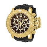 Invicta Men's 32622 Sea Hunter Quartz Chronograph Brown Dial Watch
