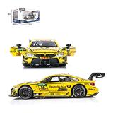 NMBD Diecast & Toy Vehicles 1:32 for BMW-M4 Car Model Alloy Car Die Cast Toy Car Model Pull Back Children's Toy Collectibles (Color : 4, Size : with Box)