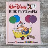 Disney Other | Disney Ride Float And Fly Childrens Book | Color: black | Size: Os
