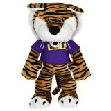 """Mike the Tiger LSU Tigers 10'' Mascot Plush Figure"""