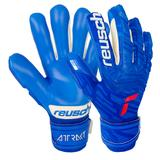 Reusch Attrakt Freegel Gold Finger Support Soccer Goalie Gloves