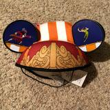 Disney Accessories   Disney Parks Collectable Peter Pan Capt Hook   Color: Gold/Red   Size: Os