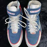 Nike Shoes   Kobe Bryant Nike Air Zoom Huarache 2k4 Olympics   Color: Blue   Size: 10.5