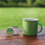 Green Mountain Coffee Roasters Half Caff Coffee, Keurig Single-Serve K-Cup pods, Medium Roast in Brown/Green, Size 8.0 H x 8.0 W x 12.0 D in Wayfair