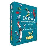by Dr. Seuss :: Dr. Seuss's Beginner Book Collection (Cat in The Hat, One Fish Two Fish, Green Eggs and Ha-Hardcover